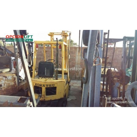Komatsu FD15 1500kg 4000mm