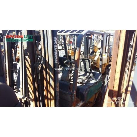 Komatsu FB18-1R 1750kg 4350mm
