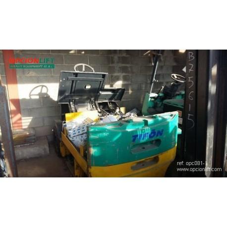 Komatsu FB251R 2500kg 4300mm