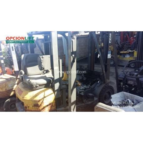 Tcm FHD25T3 2500kg 3300mm
