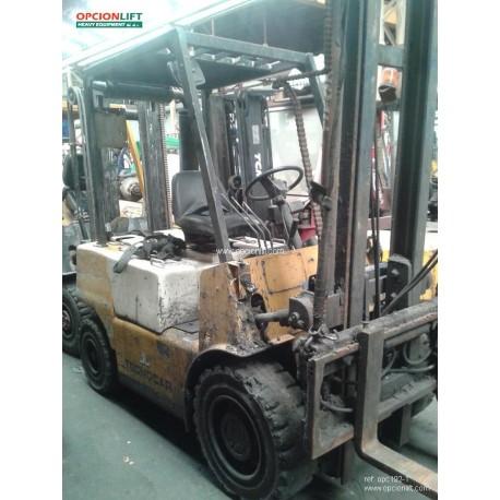 Tecnocar FD25R 2500kg 4500mm