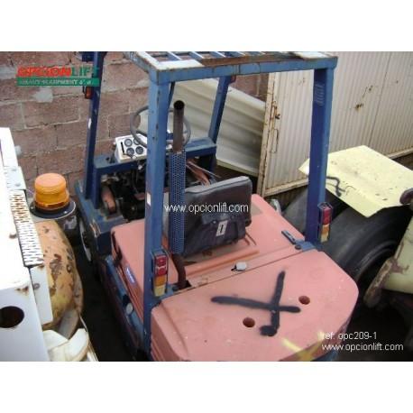 Tifon FD25P 2500kg 3300mm