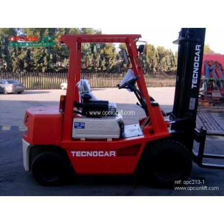 Toyota 024FD25 2500kg 3300mm