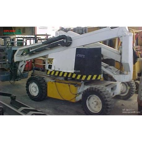 Boxer-120 GALALTD kg 9100mm