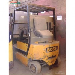 Boss PE25MKV 2500kg 3300mm