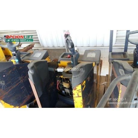 Komatsu MWP20F-1R 2000kg 225mm
