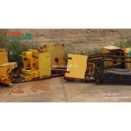 Komatsu MWP20FS-1R 2000kg 200mm