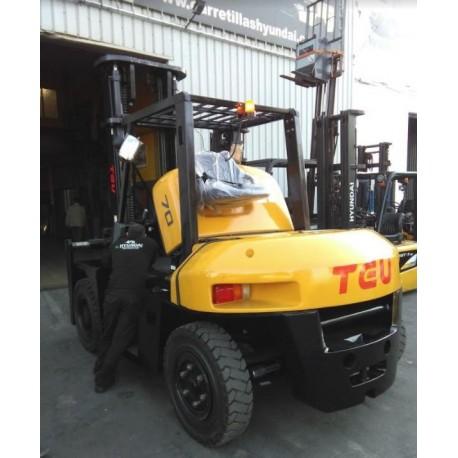 Tcm - Teu FD70 7000kg 4000mm